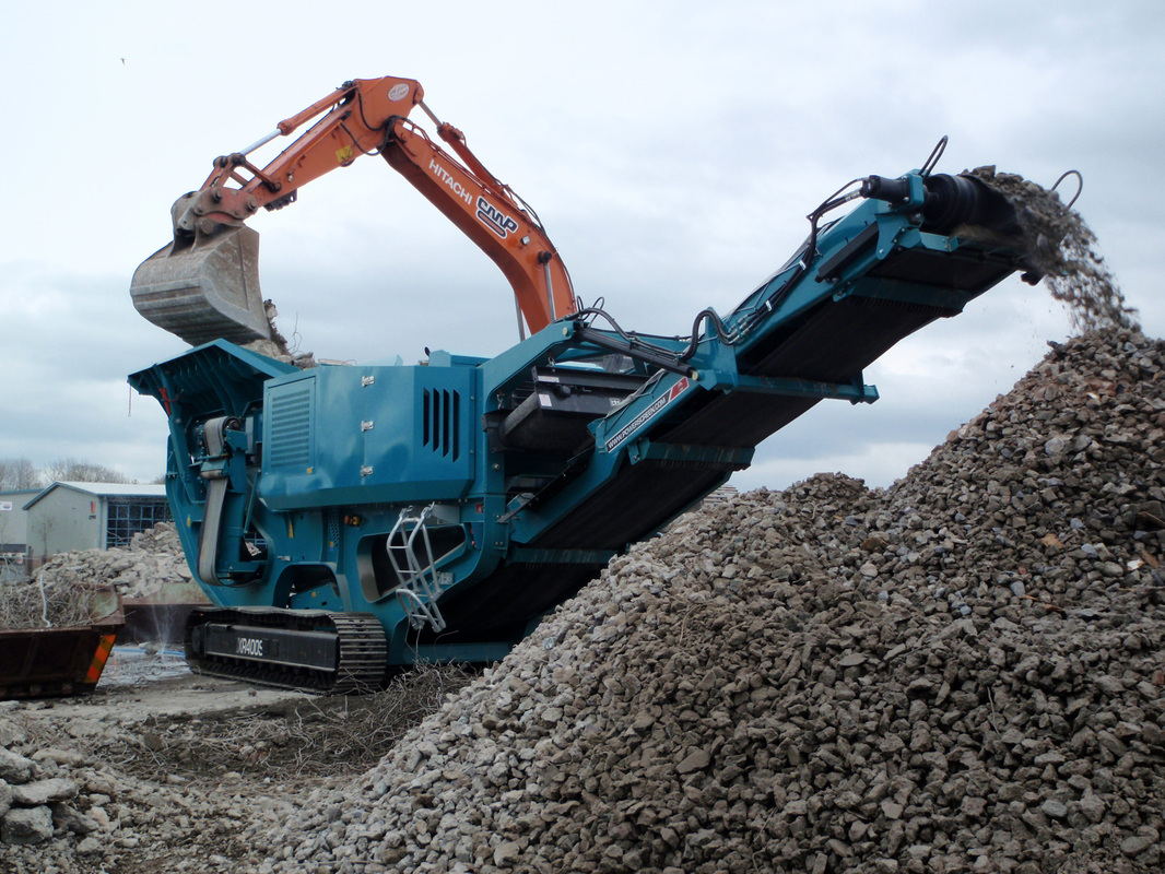Powerscreen Premiertrak 400 & R400